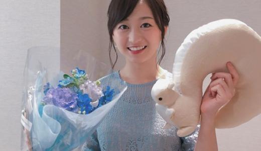 片渕茜は彼氏がいる!?誕生日プレゼントで結婚秒読みか!?